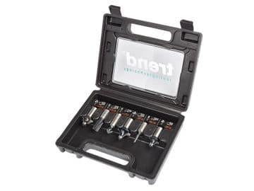 1/2in Router Cutter Set, 6 Piece